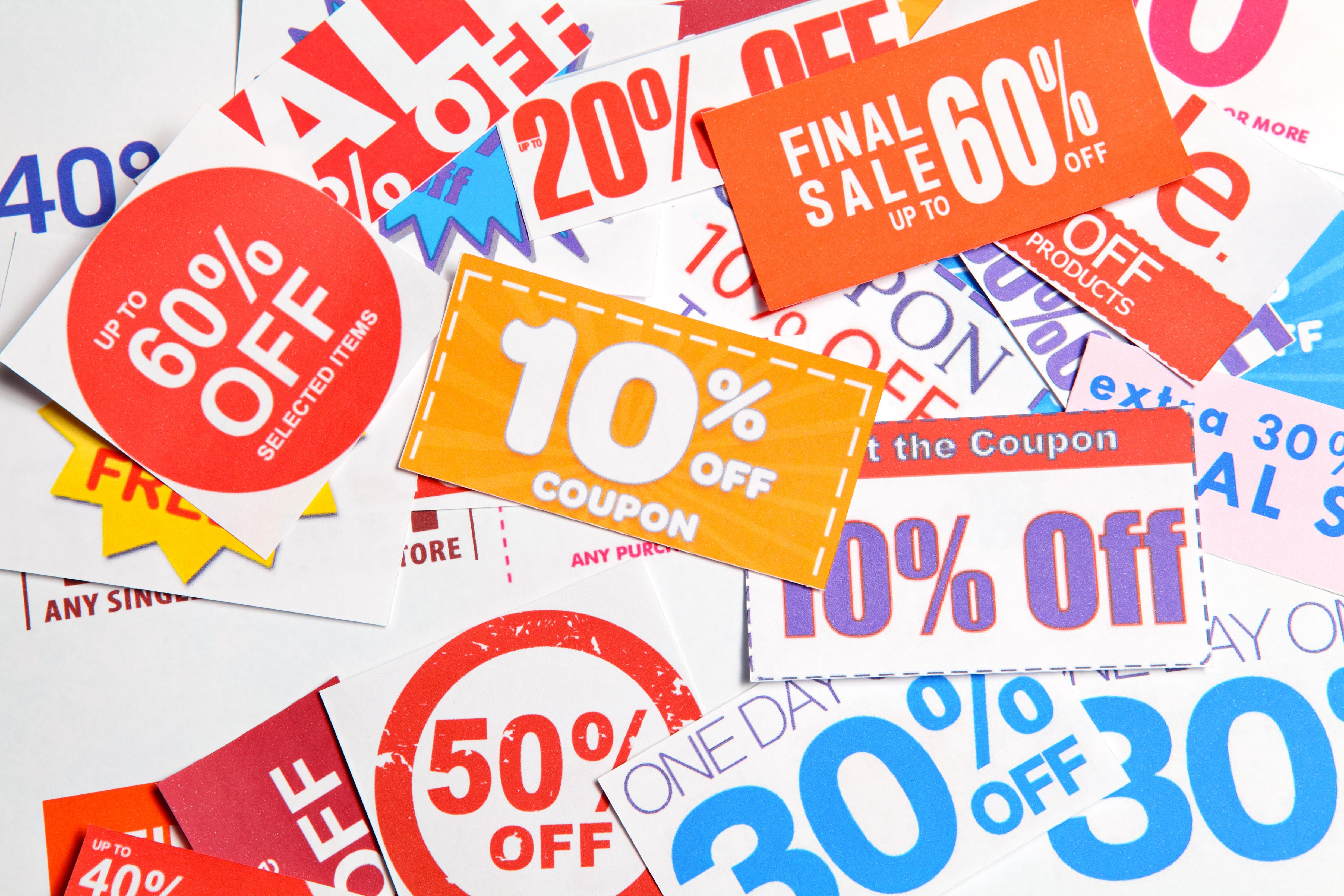 Money Saving Coupons Save Money