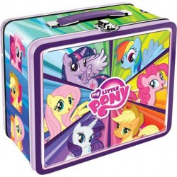 My Little Pony Metal Lunch Box For Collecting or School