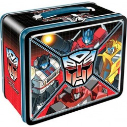 Transformer Autobots Metal Lunch Box