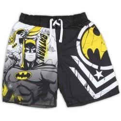 Batman Dark Knight Boys Swim Shorts Sizes 4-7