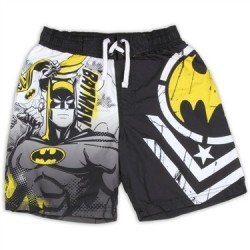 DC Comics Batman The Dark Knight Boys Swim Shorts