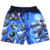Batman Boys Swim Shorts Sizes 4-7