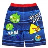 Angry Birds Blue Boys Swim Trunks Houston Kids Fashion Clothing Store