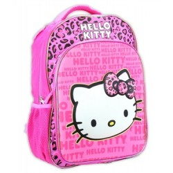 Hello Kitty Backpack With Adjustable Padded Straps