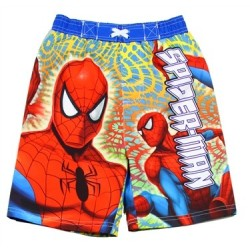 Marvel Comics Spider Man Toddler Boys Swim Shorts