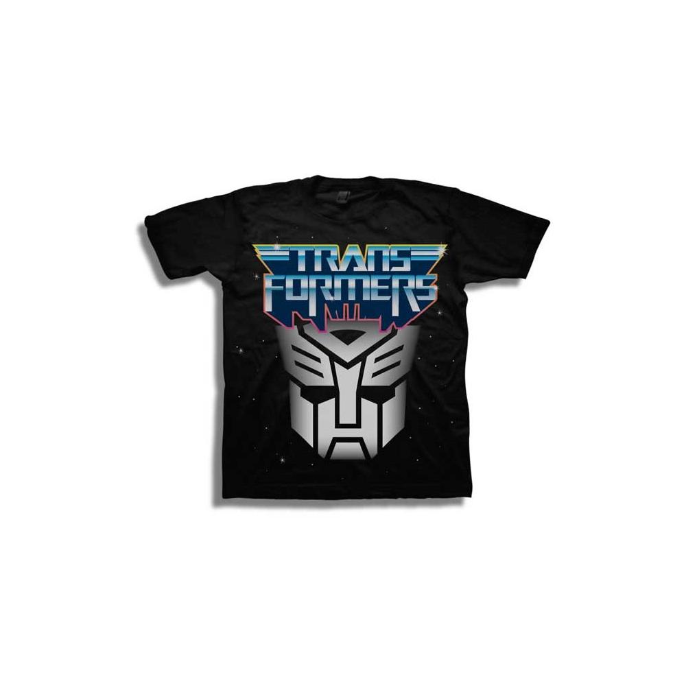 9a9e2a21145f5 Transformers Autobot Black Short Sleeve Boys Shirt Free Shipping Houston  Kids Fashion Clothing Store. Loading zoom