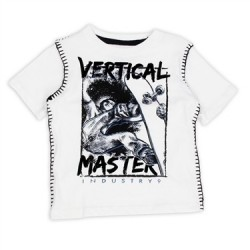 Industry 9 Vertical Master Skateboard Short Sleeve Top
