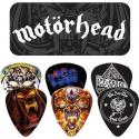 Motorhead Collectors Tin & 6 Piece Guitar Picks