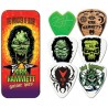 Kirk Hammett Album Cover Tin & 6 Piece Guitar Picks
