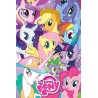 My Little Pony Collage Wall Poster