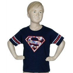 DC Comics Superman Logo Short Sleeve T Shirt
