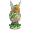 Disney Tinker Bell Playing Peek A Boo Figurine