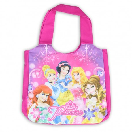 Disney Princess Pink Large Shoulder Tote Bag Houston Kids Fashion Clothing Store