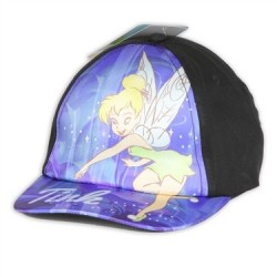Disney Tinker Bell Toddler Girls Adjustable Cap