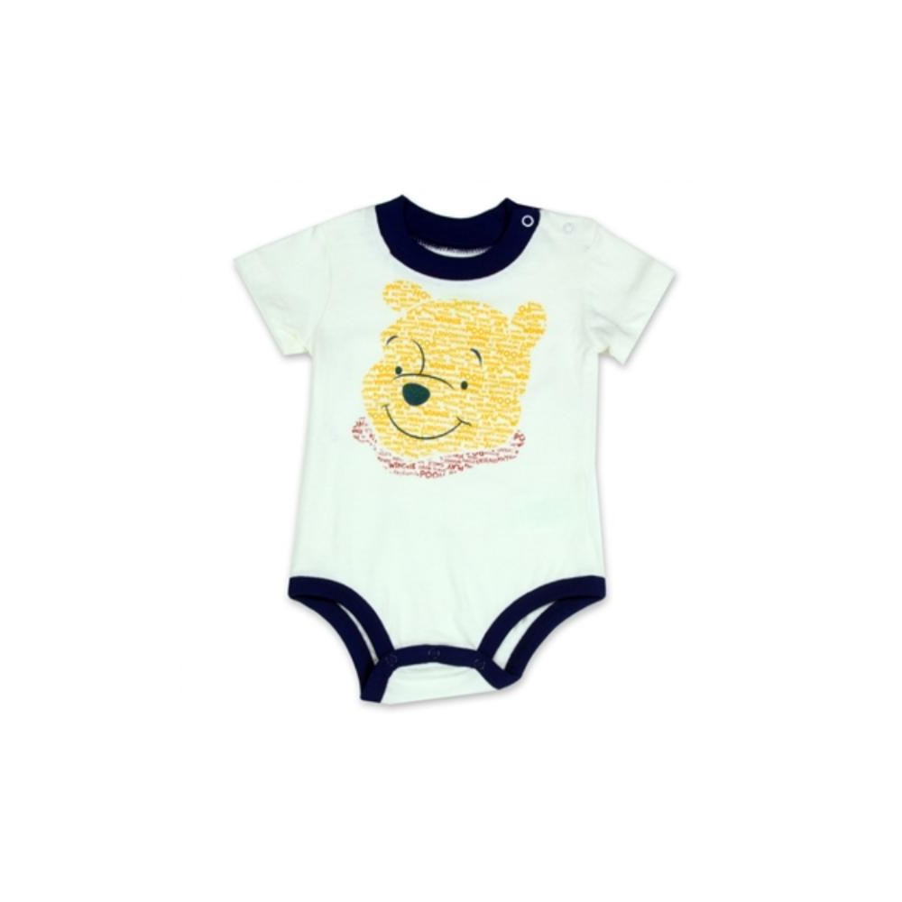 Winnie The Pooh Cream Infant Creeper