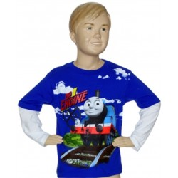 Thomas & Friends The Number 1 Engine Toddler Boys Shirt Houston Kids Fashion Clothing