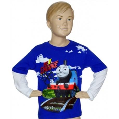 Thomas & Friends The Number 1 Engine Toddler Boys Shirt Houston Kids Fashion Clothing