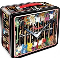 Fender Guitar Dream Factory Custom Shop Lunch Box