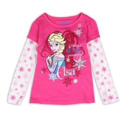 Disney Frozen Elsa A Graceful Regal Powerful Princess Top
