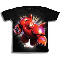 Disney Big Hero 6 Baymax Boys Shirt Houston Kids Fashion Clothing Store