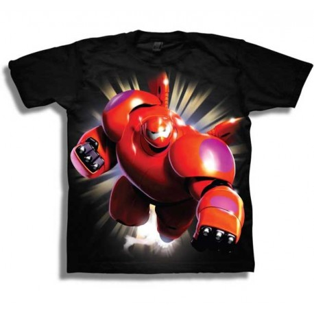 Disney Big Hero 6 Baymax Graphic T Shirt
