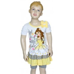Disney Princess Belle Not Just A Pretty Face Two Pc Set