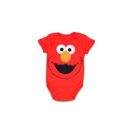 Seseame Street Elmo Baby Clothes