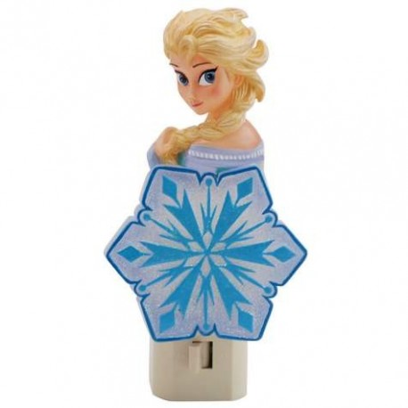 Disney Frozen Elsa The Snow Queen Nightlight