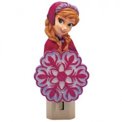 Disney Frozen Princess Anna Of Arendalle Nightlight