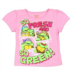 Teenage Mutant Ninja Turtles So Fresh So Green Top
