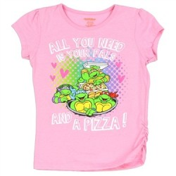 Teenage Mutant Ninja Turtles Pizza and Pals Shirt