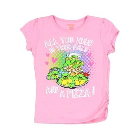 Teenage Mutant Ninja Turtles Pizza and Pals Shirt