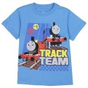 Thomas & Friends Blue Track Team T Shirt