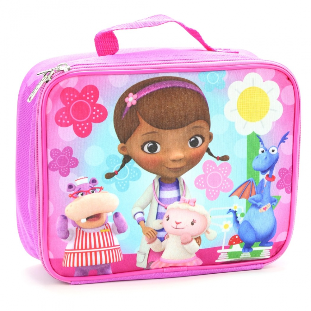 b7011ba6082a Disney Doc McStuffins Insulated Lunch Box
