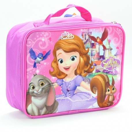 Disney Princess Sofia The First and Friends Insulated Lunch Bag Houston Kids Fashion Clothing