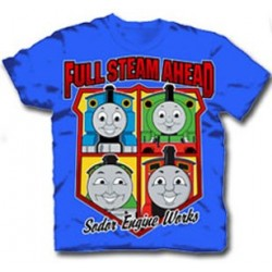Sodar Engine Works Thomas & Friends Graphic T Shirt Houston Kids Fashion Clothing Store