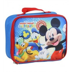 Disney Mickey Mouse Clubhouse Zippered Insulated Lunch Box Houston Kids Fashion Clothing