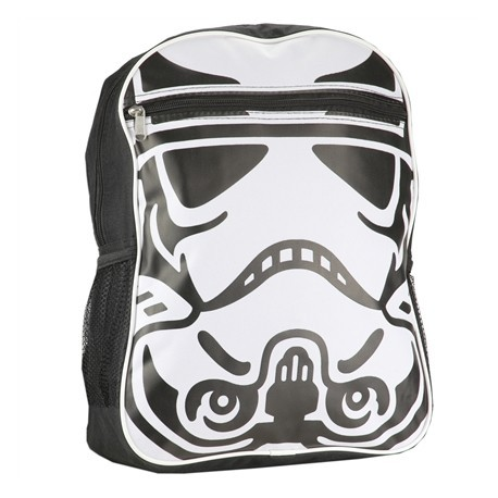 Disney Star Wars The Force Awakens Stormtrooper Large Backpack Houston Kids Fashion Clothing