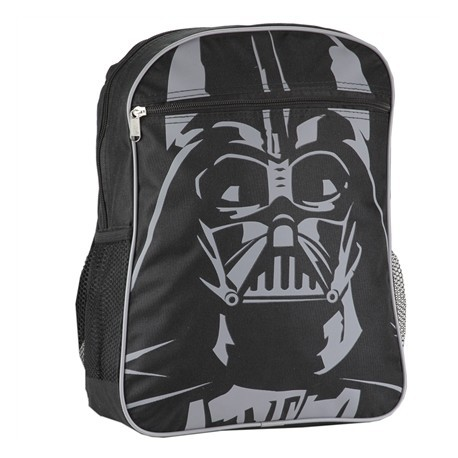Disney Star Wars Darth Vader Large School Backpack Houston Kids Fashion Clothing