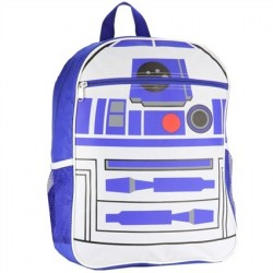 Disney Star Wars The force Awakens R2D2 Backpack Houston Kids Fashion Clothing
