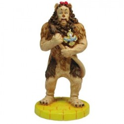 Wizard of Oz Cowardly Lion Mini Figurine