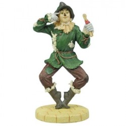 Wizard of Oz Scarecrow Mini Figurine
