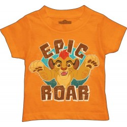 Disney Lion Guard Kion Epic Roar Toddler T Shirt