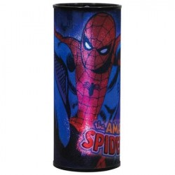 Marvel Comics Amazing Spider Man Round Hanging Nightlight Houston Kids Fashion Clothing Store