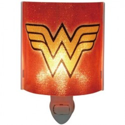DC Comics Wonder Woman Acrylic Nightlight Houston Kids Fashion Clothing Store