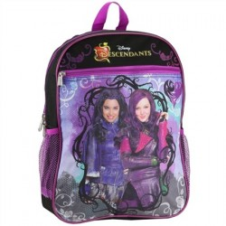 Disney Descendants Mal & Evie School Backpack Houston Kids Fashion Clothing