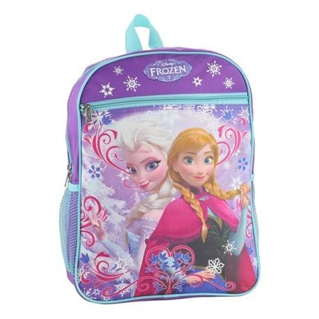 Disney Elsa & Anna Frozen Large School Backpack Houston Kids Fashion Clothing