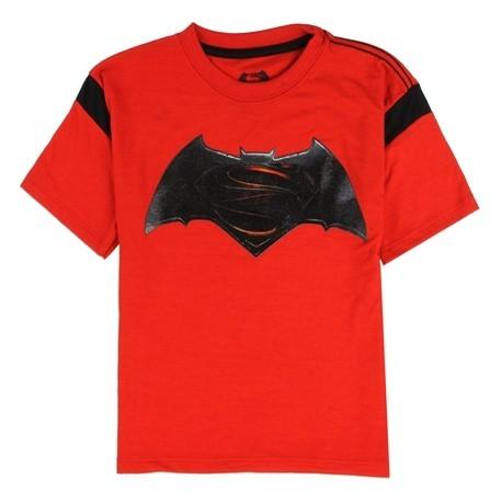 Batman vs Superman Short Sleeve Boys Shirt Free Shipping Houston Kids Fashion Clothing Store