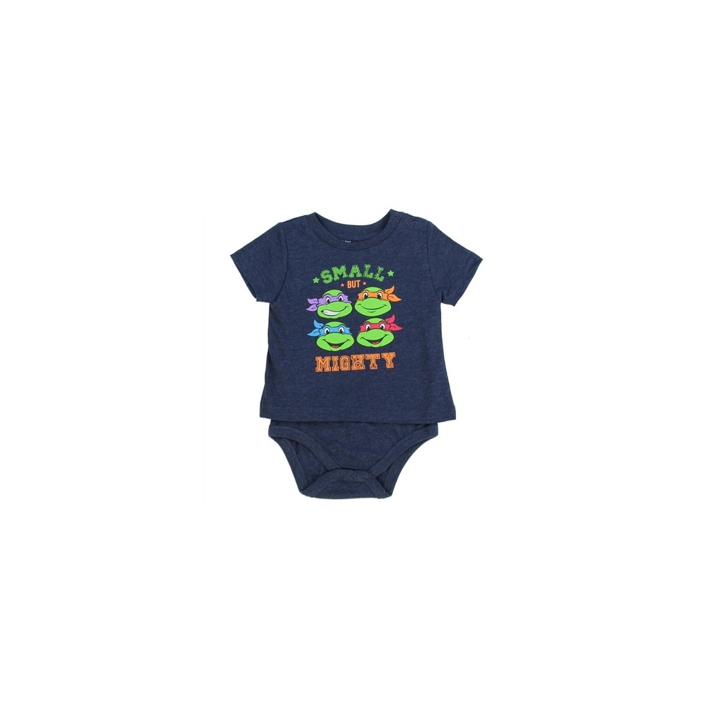 1a53eabe3 Nick Jr Teenage Mutant Ninja Turtles Small But Mighty T Shirt Onesie Free  Shipping Houston Kids. Loading zoom
