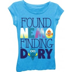 Disney Finding Dory Found Nemo Finding Dory Princess Tee